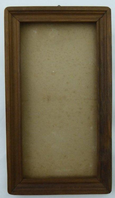 LIJST MODEL A VOOR 2 TEGELS 13 x 13 cm