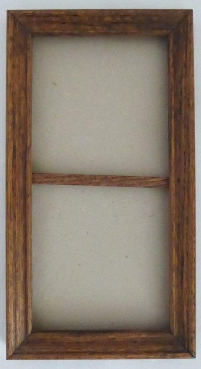 LIJST MODEL C VOOR 2 TEGELS 13 x 13 cm