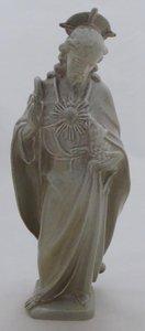GOUDA PLAZUID SCULPTUUR LAM-GOD HANS MENGELBERG